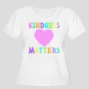 KINDNESS MAT Plus Size T-Shirt