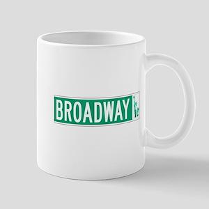 Broadway (with Statue of Liberty), NYC Mug