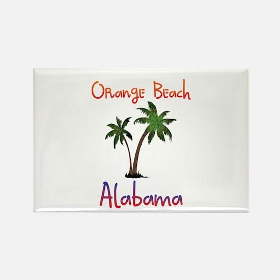 Orange Beach Alabama Magnets
