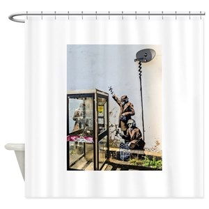 Robber Shower Curtains