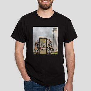 BANKSY SPY BOOTH , CHELTENHAM T-Shirt