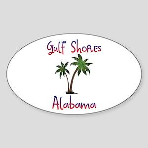 Gulf Shores Alabama Sticker