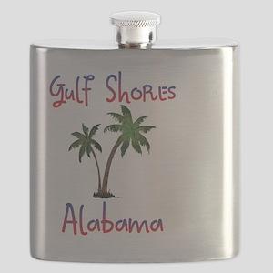 Gulf Shores Alabama Flask