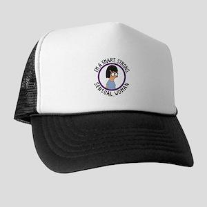 Bob's Burgers Tina Sensual Woman Trucker Hat
