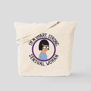 Bob's Burgers Tina Sensual Woman Tote Bag
