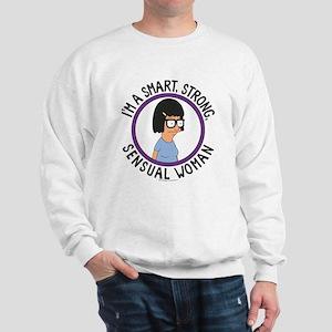 Bob's Burgers Tina Sensual Woman Sweatshirt