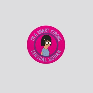 Bob's Burgers Tina Sensual Woman Mini Button
