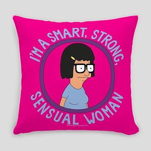 Bob's Burgers Tina Sensual Woman Everyday Pillow