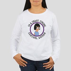 Bob's Burgers Tina Sen Women's Long Sleeve T-Shirt