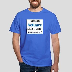 actuary Dark T-Shirt
