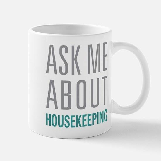 Housekeeping Mugs