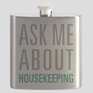 Housekeeping Flask