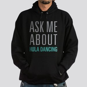 Hula Dancing Hoodie (dark)