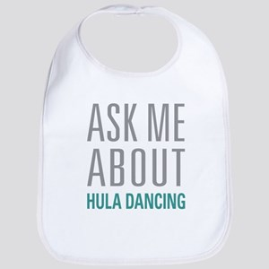 Hula Dancing Bib