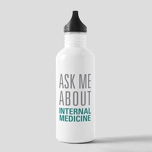 Internal Medicine Stainless Water Bottle 1.0L