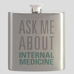 Internal Medicine Flask