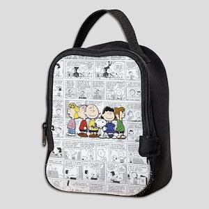 The Peanuts Gang Neoprene Lunch Bag