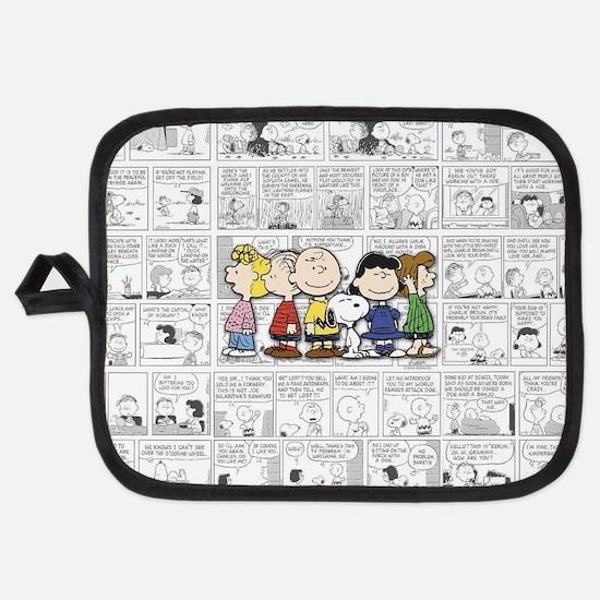 The Peanuts Gang Potholder
