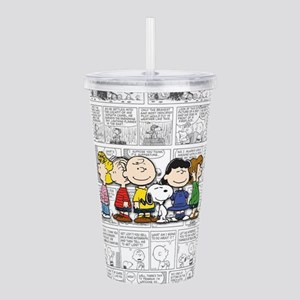 The Peanuts Gang Acrylic Double-wall Tumbler