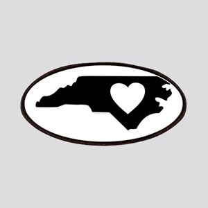 I Love North Carolina Patch