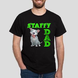 STAFFY DAD Dark T-Shirt