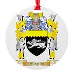 Midgeley Round Ornament