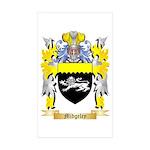 Midgeley Sticker (Rectangle 10 pk)