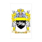 Midgeley Sticker (Rectangle 50 pk)