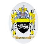 Midgeley Oval Ornament