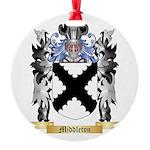 Middleton Round Ornament