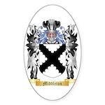 Middleton Sticker (Oval 50 pk)