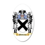 Middleton 35x21 Oval Wall Decal