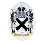 Middleton Oval Ornament