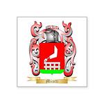 Micotti Square Sticker 3