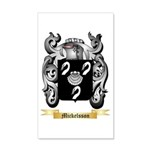 Mickelsson 20x12 Wall Decal