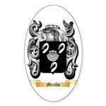 Micillo Sticker (Oval 10 pk)