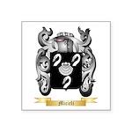 Micieli Square Sticker 3
