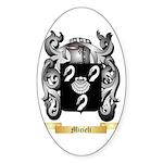 Micieli Sticker (Oval 10 pk)