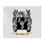 Michu Throw Blanket