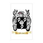 Michou Sticker (Rectangle)
