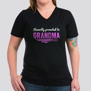 Recently Promoted To Grandma T-Shirt