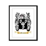 Michnik Framed Panel Print