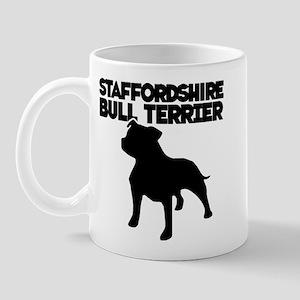 STAFF.BULL TERRIER Mug