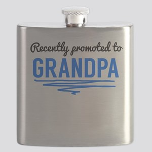 Recently Promoted To Grandpa Flask