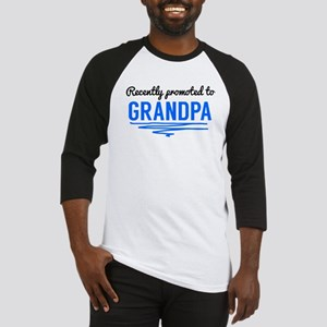 Recently Promoted To Grandpa Baseball Jersey