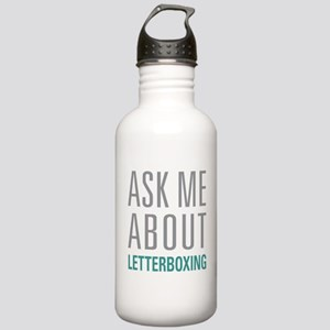 Letterboxing Stainless Water Bottle 1.0L
