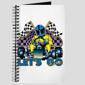 Let's Go Kart! Journal