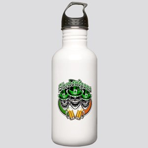 Funny Irish Skulls: Sh Stainless Water Bottle 1.0L