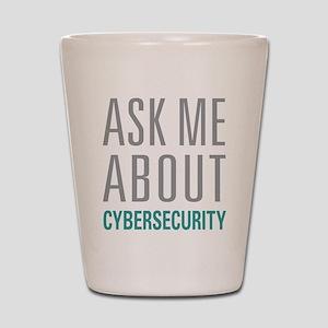 Cybersecurity Shot Glass