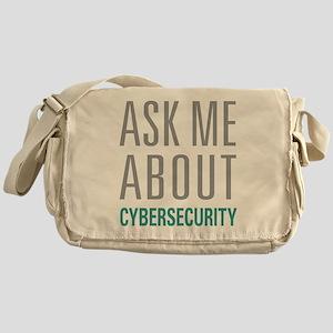 Cybersecurity Messenger Bag